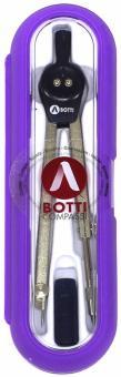 "Готовальня ""Botti"" (2 предмета, пластик) (581 P OV)"