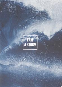 """Тетрадь общая """"Storm. Брызги"""" (48 листов, А5, точка) (N1871)"""