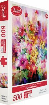 Пазл-500. Краски весны (05653)