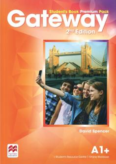 Gateway A1+. Student's Book Premium Pack