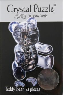"3D головоломка ""Мишка"" (90114)"