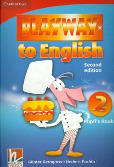 Playway to English. Level 2. Pupil's Book