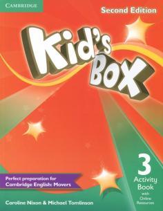 Kid's Box 2Ed 3 AB +Online Res