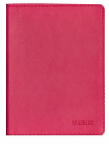 Ежедневник недатированный (А6, 152 листа, красный) (ЕКК61415002)