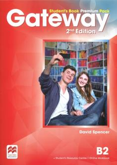 Gateway B2. Student's Book Premium Pack