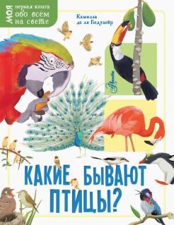 Бедуайер Камилла де ла - Какие бывают птицы? обложка книги