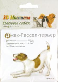 """3D магнит """"MIX"""" MAD-028-RU (301001)"""