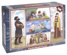 Puzzle-500 Сказка о царе Салтане (№188 ВС)