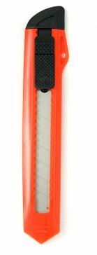 """Нож канцелярский """"Standard"""" (18 мм, с фиксатором) (231613/19145)"""