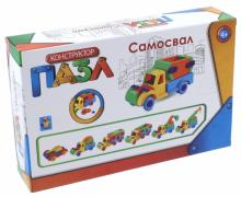 "Конструктор-пазл ""Самосвал"" (35 деталей) (T59946)"