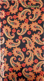 Записная книжка 80 листов, Узор 4 (18285)