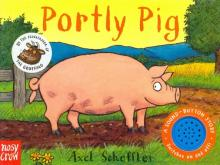 Sound-Button Stories. Portly Pig