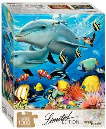 """Puzzle-1000 """"Подводный мир"""" (79803)"""