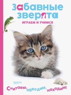 Котенок. Играем и учимся