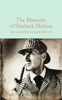 The Memoirs of Sherlock Holmes - Arthur Doyle