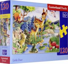 "Puzzle-120 MIDI ""Бемби"" (В-12176)"