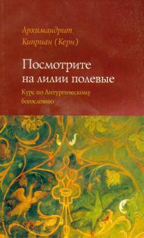 Посмотрите на лилии полевые. Курс лекций по литургическому богословию - Киприан Архимандрит