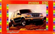 Пазл-250/2516/Ford Explorer XLT