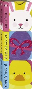 Easter Chunky Set (3 board books)