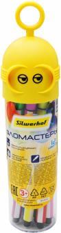 Фломастеры 12 цветов пластиковая туба с подвесом (867222-12)