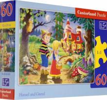 Puzzle-60.MIDI. Пряничный домик (В-06168)