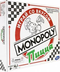 "Игра настольная. Монополия ""Пицца"" (E5798121)"
