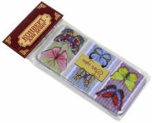 """Подарочная коробочка для денег """"Конверт для денег. Эффект бабочки"""" (43670)"""