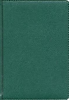 """Ежедневник недатированный А5 """"Joy"""" темно-зеленый, золотой обрез (24606/17)"""