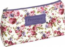 "Пенал-косметичка на молнии ""Provence"" (185х100 мм, искусственная кожа) (ISP017)"