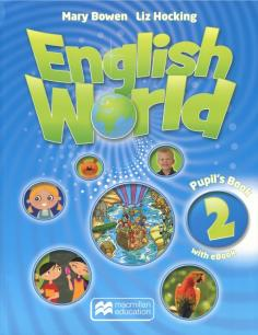 English World 2. Pupil's Book (+CD eBook)