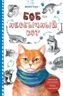Боб - необычный кот - Джеймс Боуэн