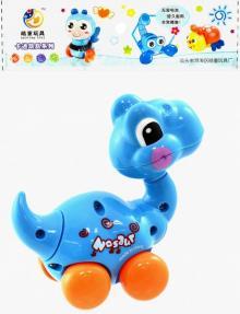 Игрушка пластиковая заводная, Динозаврик (В76293/6618)