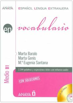 Vocabulario. Medio B1 (+CD)