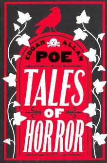 Tales of Horror - Edgar Poe