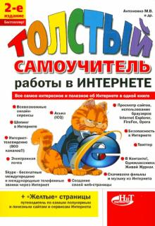 """""""Толстый"""" самоучитель работы в Интернете. Все самое интересное, полезное и нужное об Интернете"""