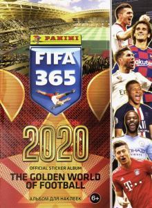 Альбом для наклеек Panini FIFA 365-2020