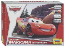 """Сборные модели """"Тачки"""": Маккуин (2001B)"""
