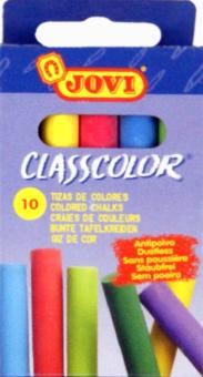 """Мел цветной """"Classcolor"""" (10 штук) (1020)"""