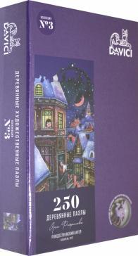 """Пазл """"Рождественский ангел"""" 250 деталей"""