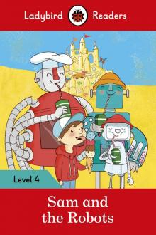 Sam and the Robots (PB) +downloadable audio