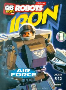 """Набор для конструирования """"IRON-air force"""" (200036)"""
