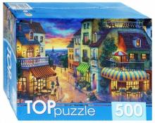 "TOPpuzzle-500 ""Парижская улица"" (ХТП500-4224)"