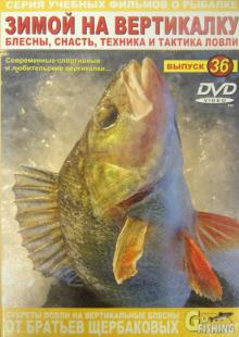 Зимой на вертикалку. Выпуск 36 (DVD)