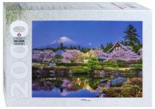 """Step Puzzle-2000 """"Япония весной. Сидзуока"""" (84038)"""