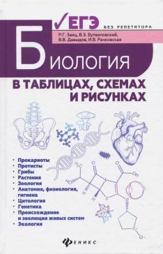 Биология в таблицах, схемах и рисунках