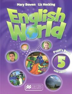English World 5. Pupil's Book (+CD eBook)