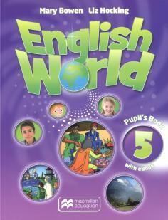English World 5. Pupil's Book (+CD eBook)