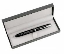 Ручка шариковая с поворотным механизмом OSTIN в футляре (M-7390-70)