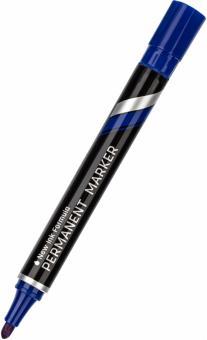 Маркер перманентный 2 мм Think синий (EU10030)