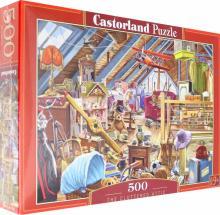 Puzzle-500. Захламленный чердак (B-53407)